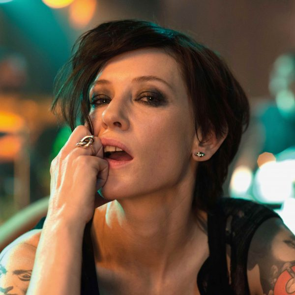 Cate Blanchett in Manifesto. Photo: Australian Centre for the Moving Image