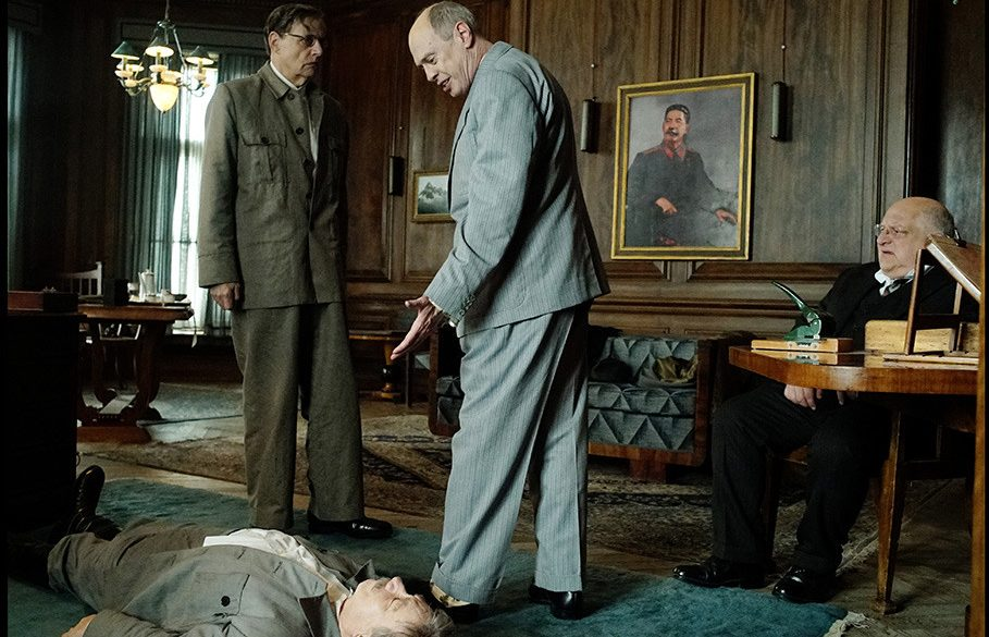 Steve Buscemi as Nikita Khrushchev in The Death of Stalin. Photo: Entertainment One Films/ Gaumont