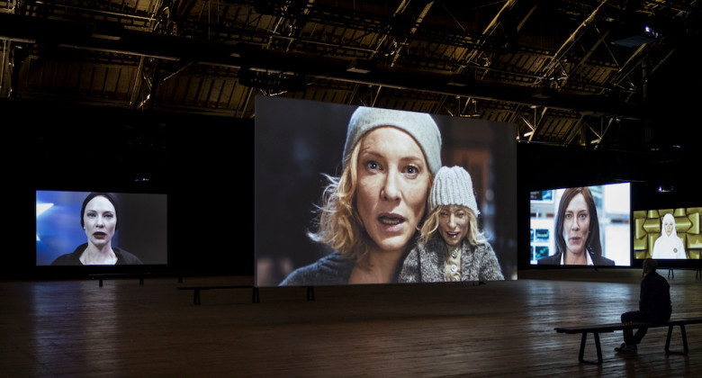 The film was initially an art installation at the Australian Centre for the Moving Image in 2015.