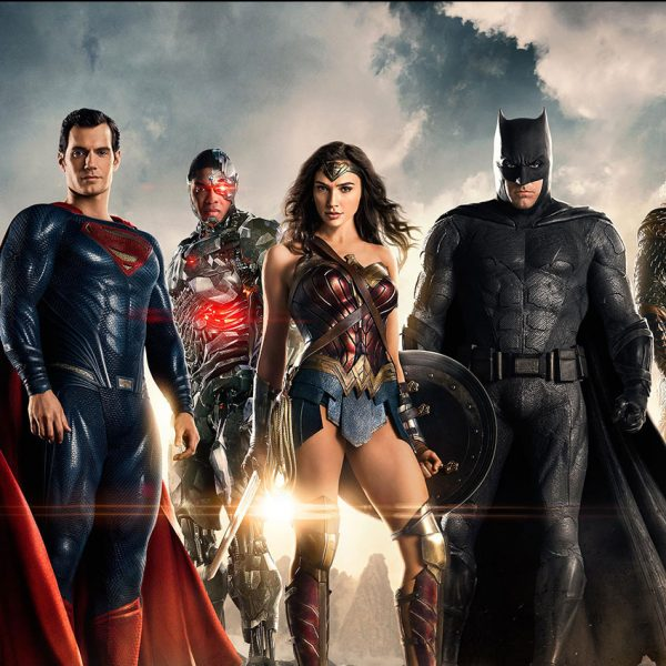 Justice League: Photo: DC/Warner Bros. Pictures