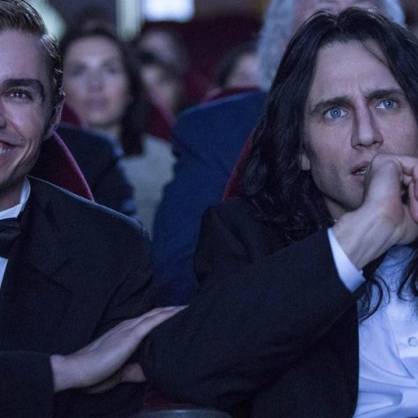 Dave Franco and Dave Franco in the Disaster Artist
