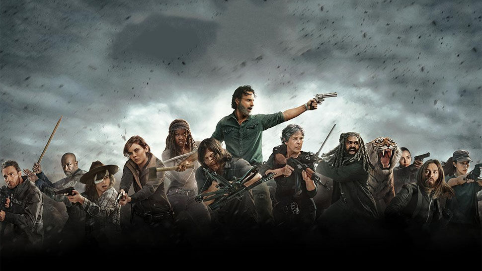 The Walking Dead Season 8 promo shot