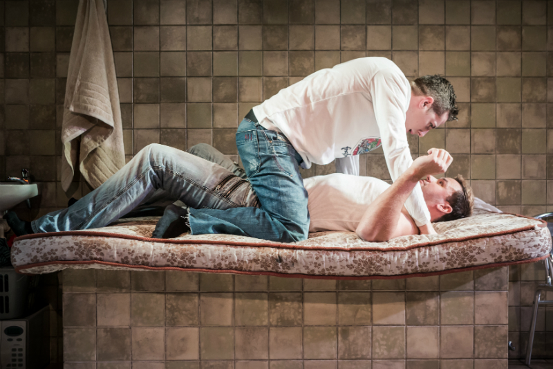 Theatre Strangers In Between Trafalgar Studios