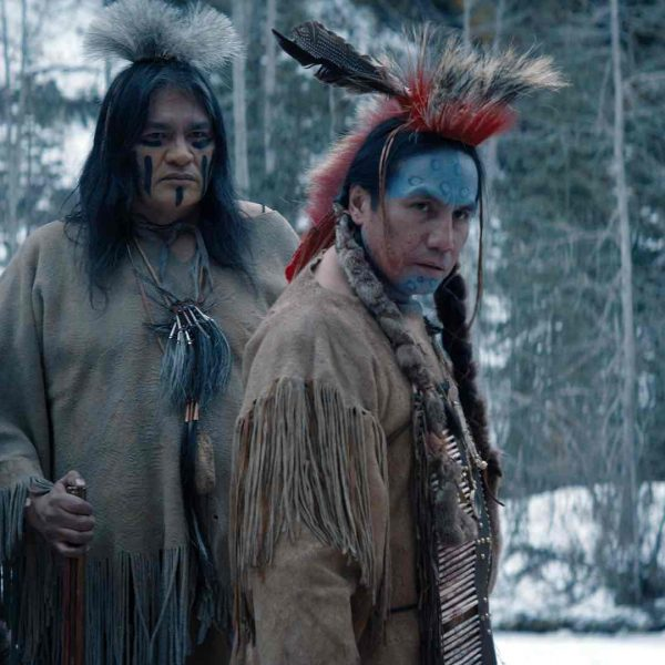 Fur thief Subienkow and Makamuk in Lost Face