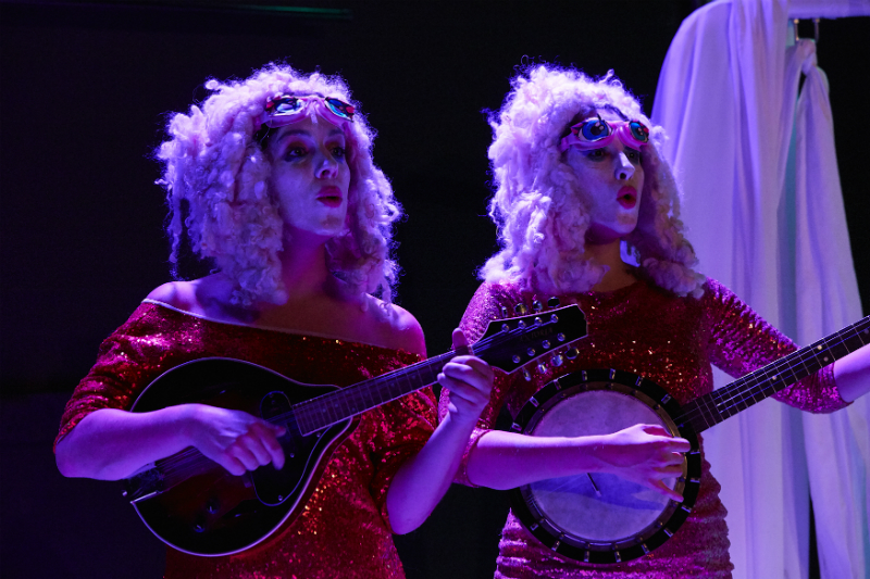 Dollywould Soho Theatre