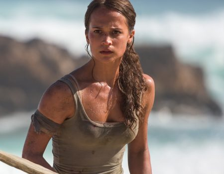 Alicia Vikander Tomb Raider Lara Croft