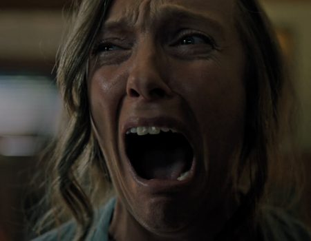Toni Collette Hereditary review Milly Shapiro