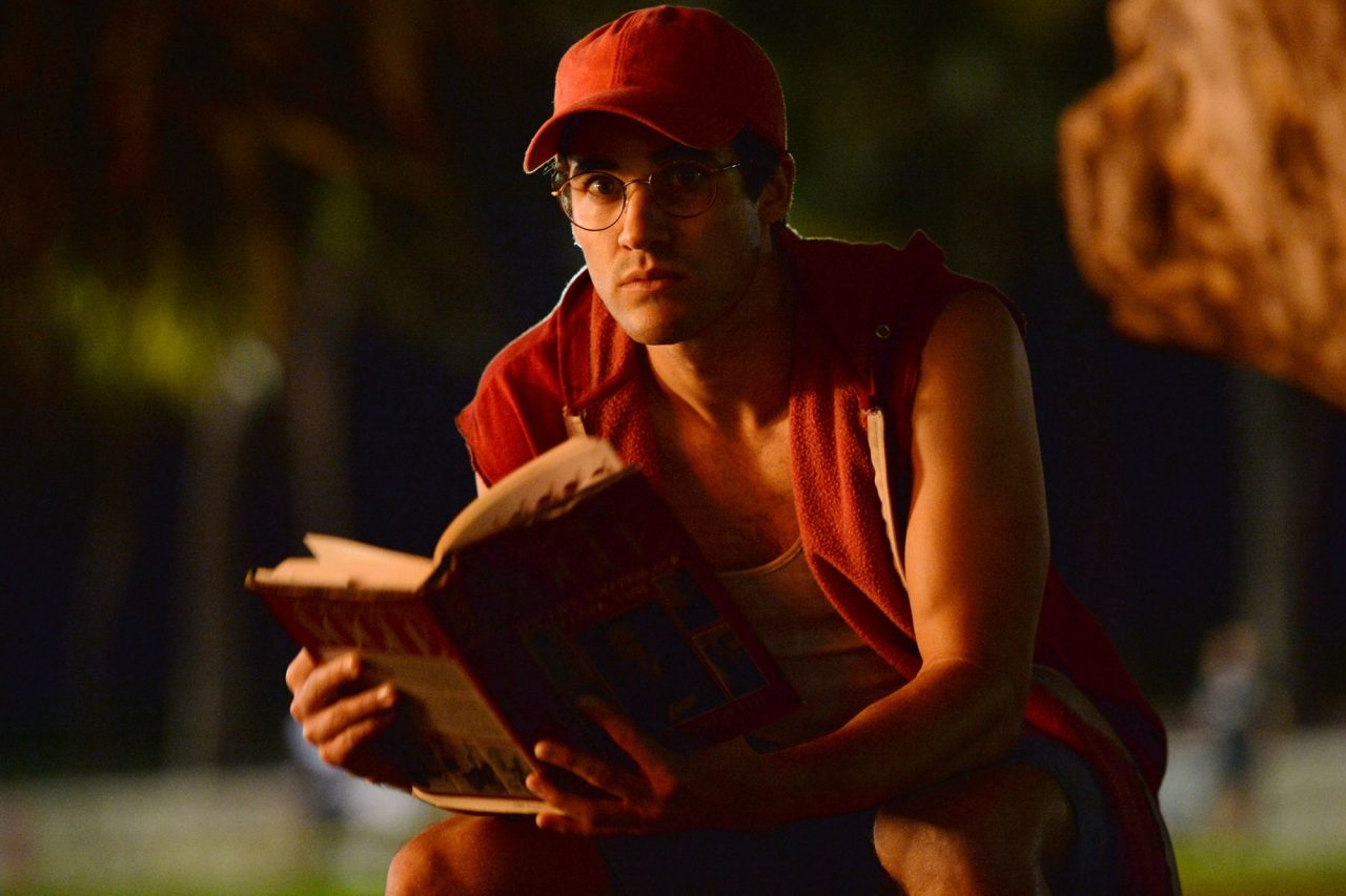 Darren Criss as Andrew Cunanan. Photo: Jeff Daly/FX