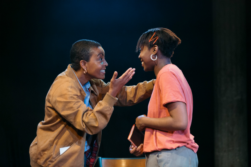 Leave Taking Bush Theatre