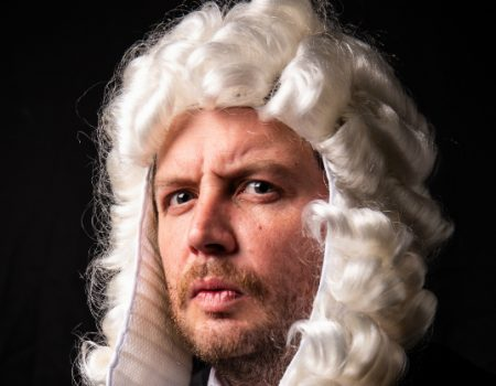 Edinburgh Festival Fringe 2018 Courtroom Play
