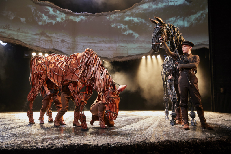 War Horse Theatre Royal Plymouth