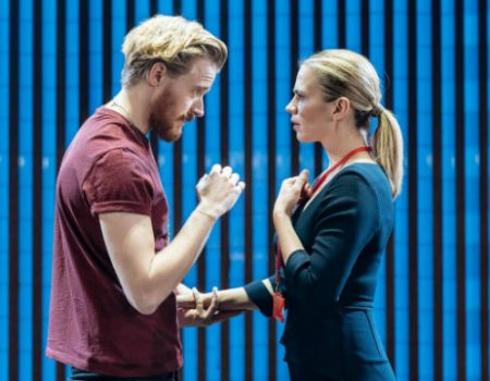 Measure for Measure Donmar Warehouse