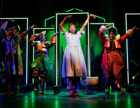 The Wizard of Oz,Birmingham REP