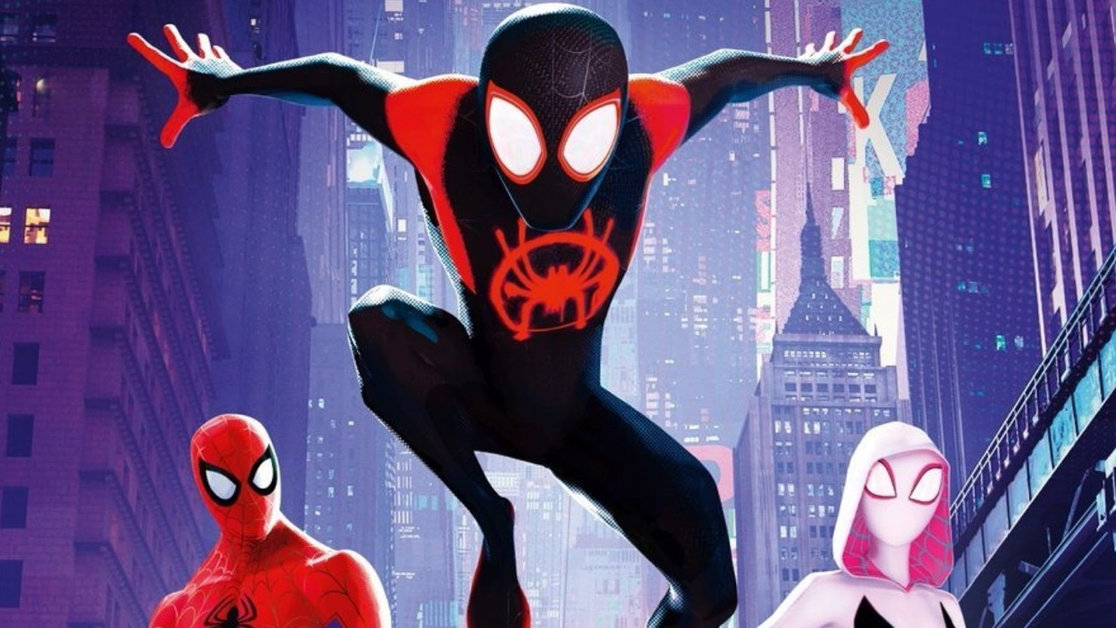 Phil Lords Spider-Man: Into The Spider Verse