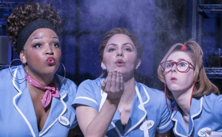 Waitress Adelphi Theatre