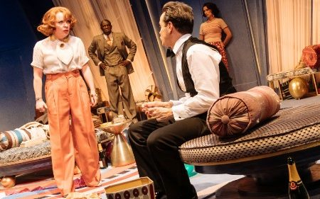 Present Laughter Old Vic