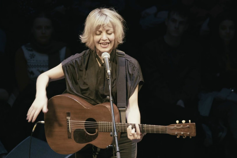 Anais Mitchell Queen's Hall