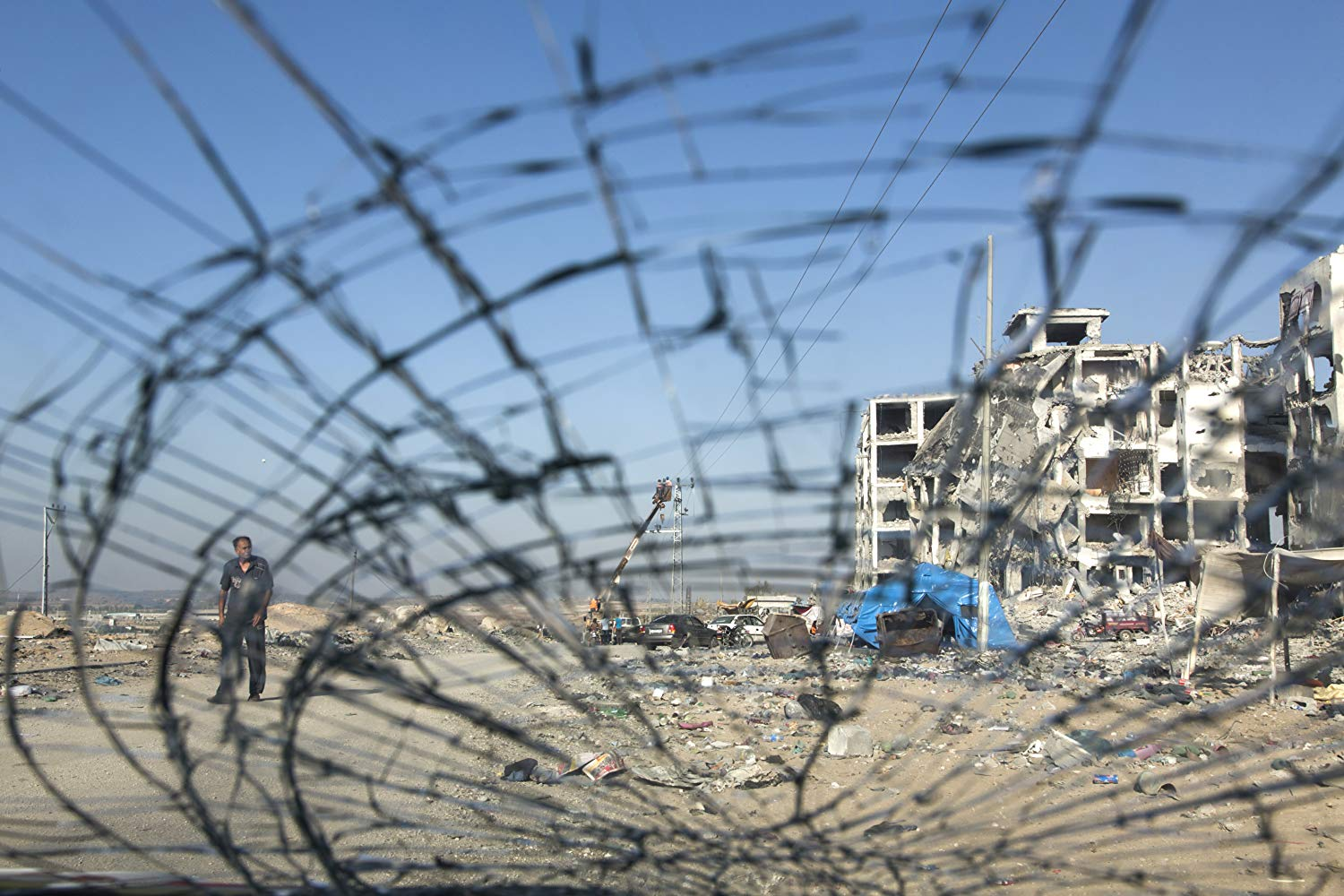 Gaza Film C: Andrew McConnell/Panos