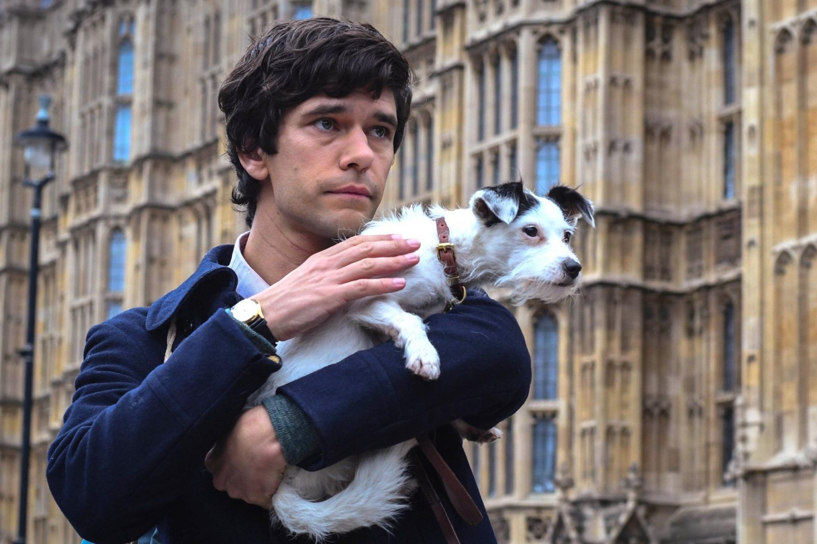 A Very English Scandal Pictured - Ben Whishaw